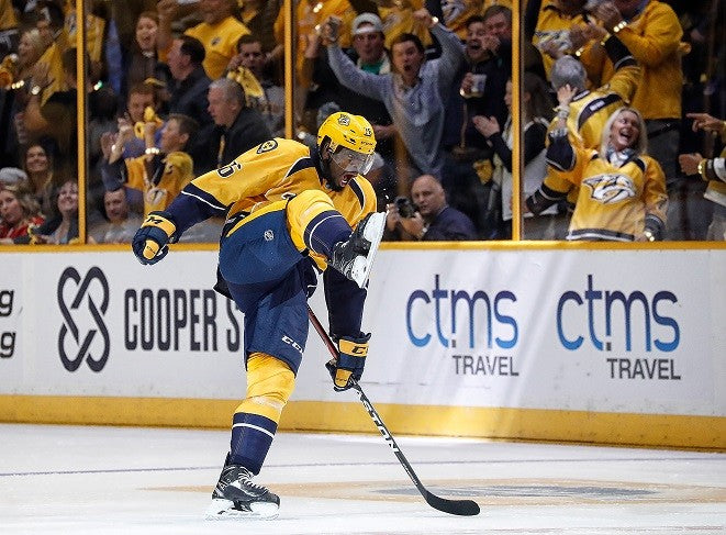 "Roman Josi has overtaken ""Blueline Buddies Program"" founded by P.K. Subban"