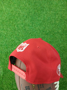 San Francisco 49ers New Era Side Line Snapback