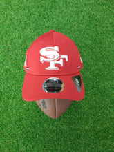 Laden Sie das Bild in den Galerie-Viewer, San Francisco 49ers New Era Side Line Snapback