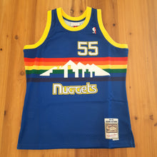 Laden Sie das Bild in den Galerie-Viewer, Denver Nuggets Dikembe Mutombo Mitchell&Ness 2.0 Jersey