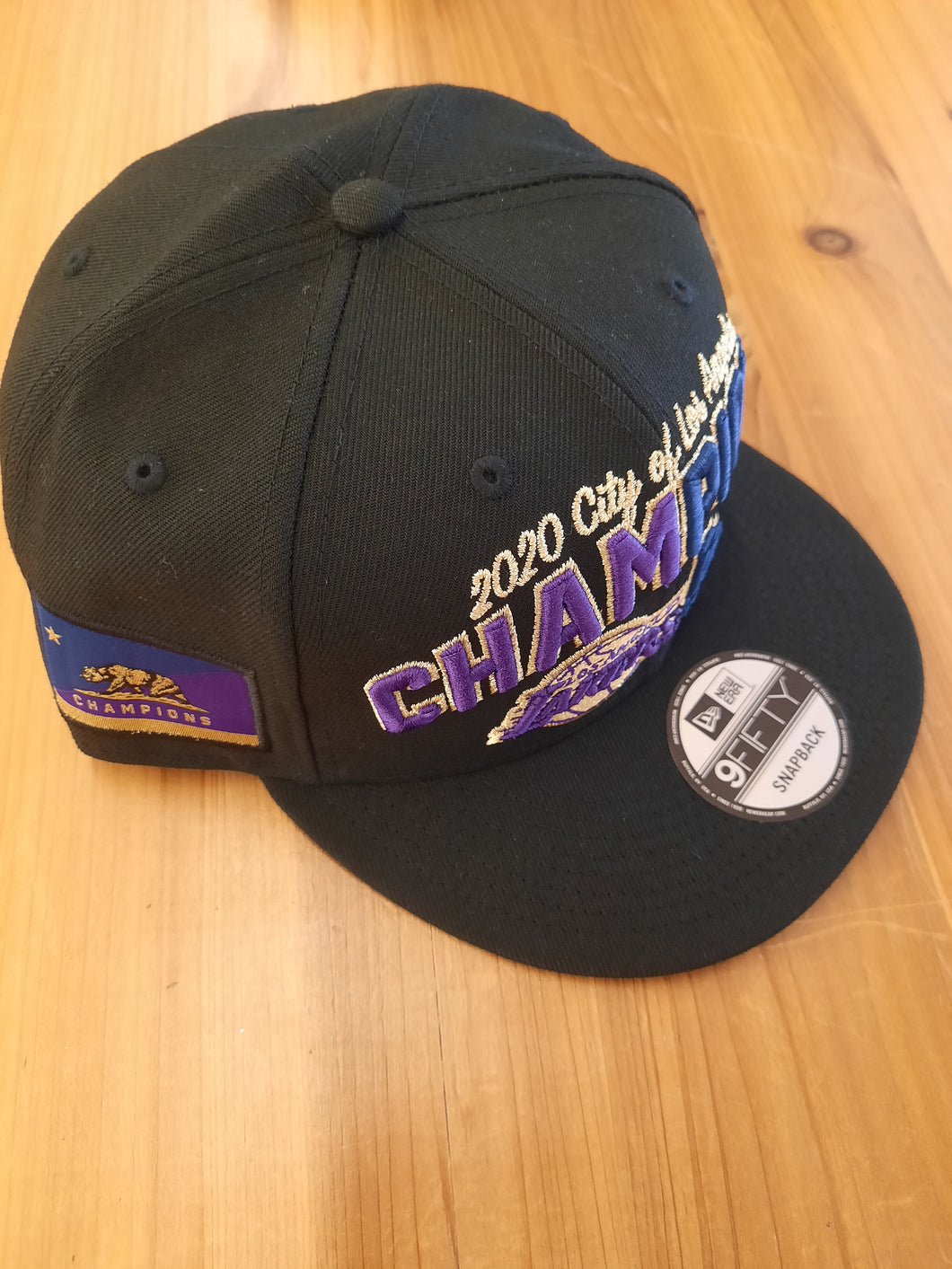 Los Angeles Lakers & Dodgers 2020 New Era Snapback