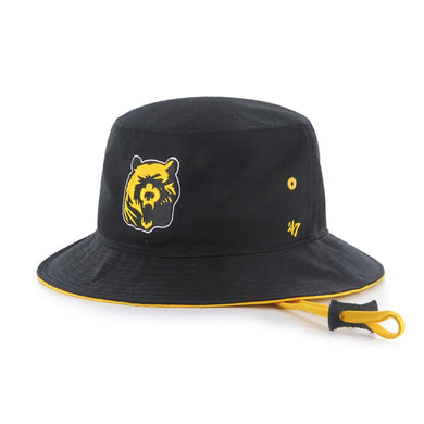 Grizzlies Football, Bern, 47 Bucket Hat onesize