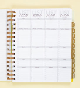 2021 Life + Style Weekly Planner: The Erin