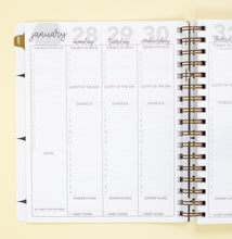 Load image into Gallery viewer, 2021 Life + Style Weekly Planner: The Hannah