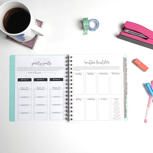 2020 Life + Style Weekly Planner: The Steph