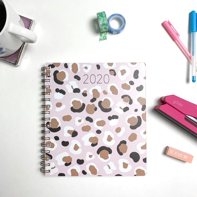 2020 Life + Style Weekly Planner: The Erin