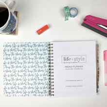 Load image into Gallery viewer, 2020 Life + Style Weekly Planner: The Hannah