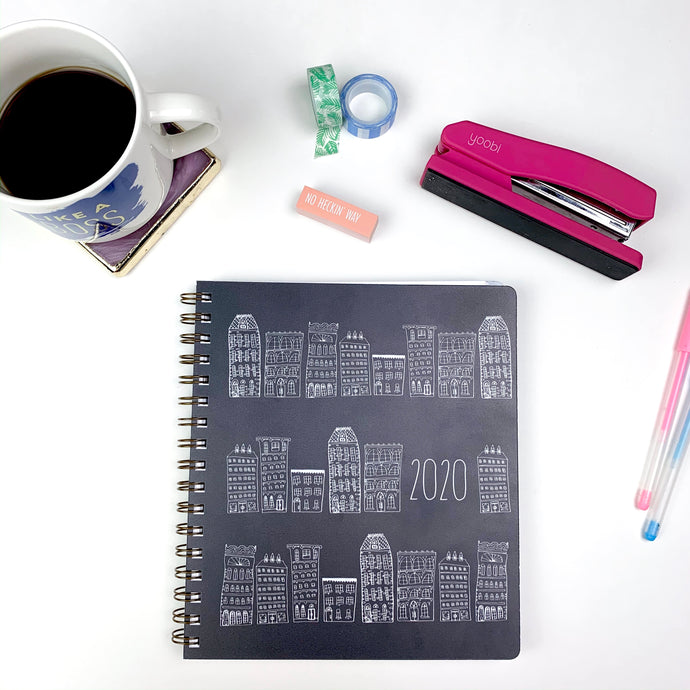 2020 Life + Style Weekly Planner: The Becca