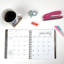 Load image into Gallery viewer, 2020 Life + Style Weekly Planner: The Lauren