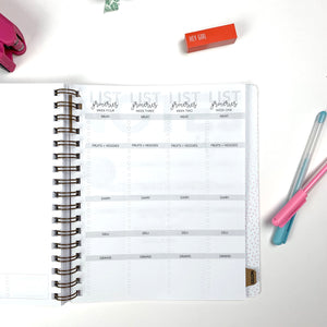 2020 Life + Style Weekly Planner: The Cassidy