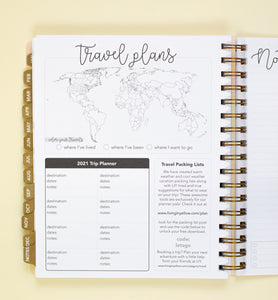 2021 Life + Style Weekly Planner: The Jennifer