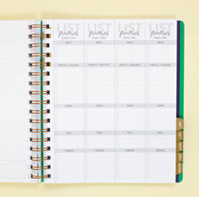 Load image into Gallery viewer, 2021 Life + Style Weekly Planner: The Lauren