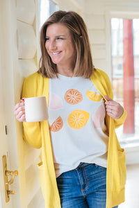 Living in Lemons Tee