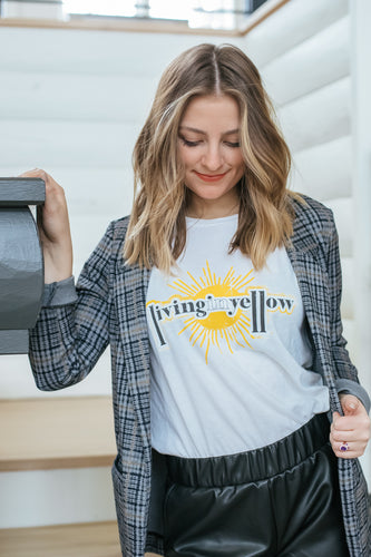 LIY + Shine Graphic Tee