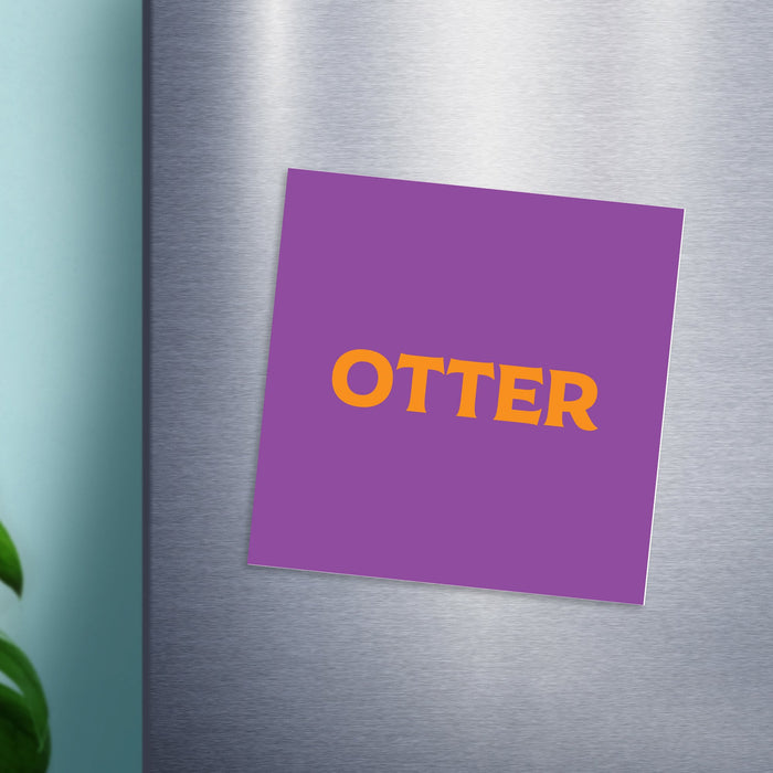 Otter Magnet | LGBTQ+ Gifts, LGBT Gifts, Gifts For Gay Men