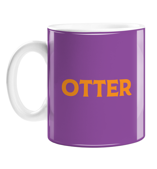 Otter Mug | LGBTQ+ Gifts, LGBT Gifts, Gifts For Gay Men