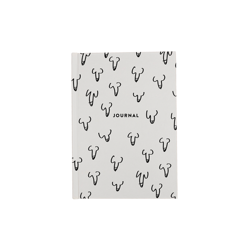 Penis Print A5 Journal | Funny Writing Journal, Rude Willy Diary, Funny Notebook For Hen Do, Hen Party