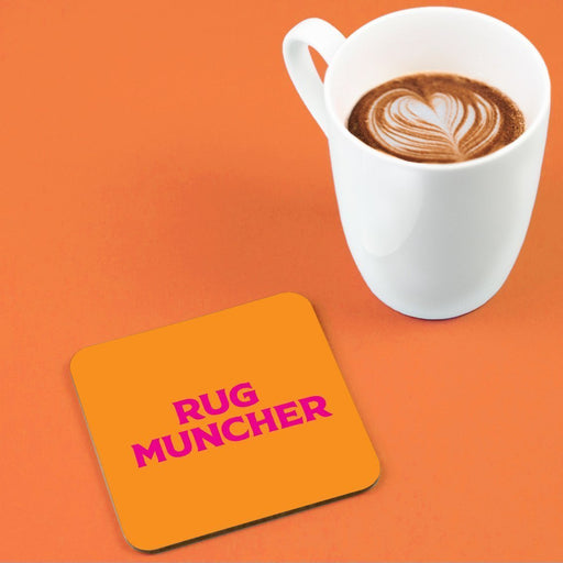 Rug Muncher Coaster | LGBTQ+ Gifts, LGBT Gifts, Gifts For Lesbians
