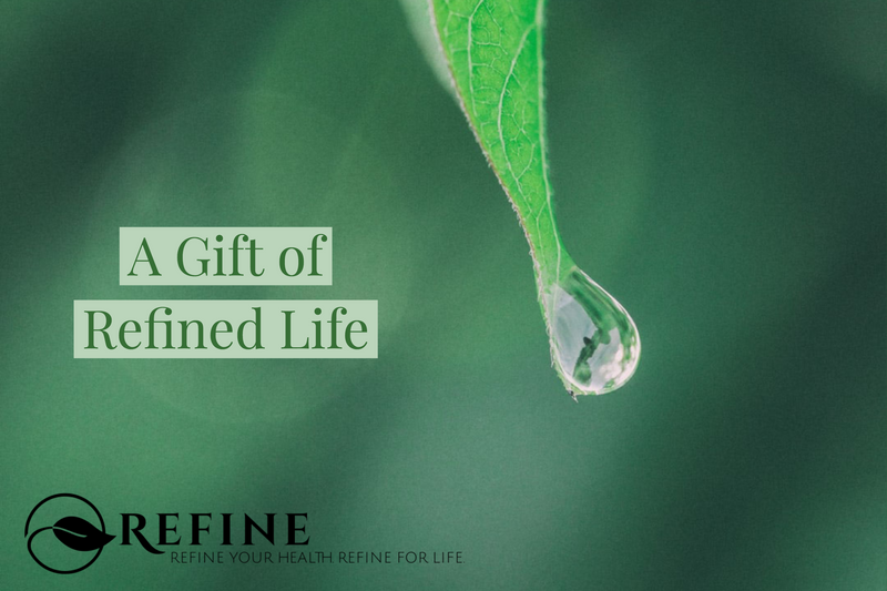 Refine For Life Gift Card