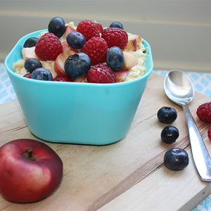 QUICK, HEALTHY BREAKFAST - SWISS BIRCHER MUESLI