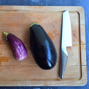 AUBERGINES - WHY I LOVE THEM AND HOW TO COOK THEM