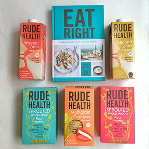 WHAT'S IN MY KITCHEN : RUDE HEALTH