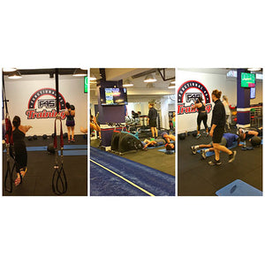REVIEW : F45 TRAINING, LONDON BRIDGE