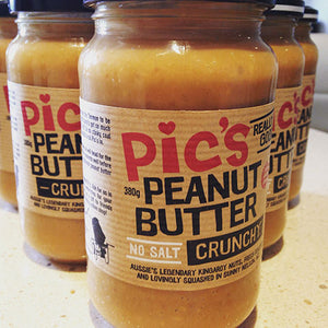 WHAT'S IN MY KITCHEN : PIC'S PEANUT BUTTER