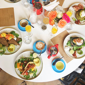 A DATE WITH DAISY GREEN: BOTTOMLESS BRUNCHIN' IN LONDON