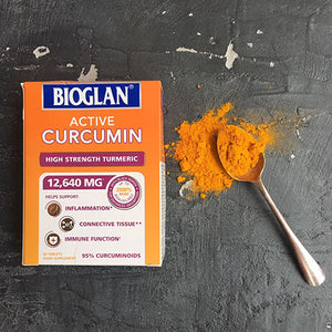 REVIEW OF BIOGLAN HIGH STRENGTH CURCUMIN SUPPLEMENT