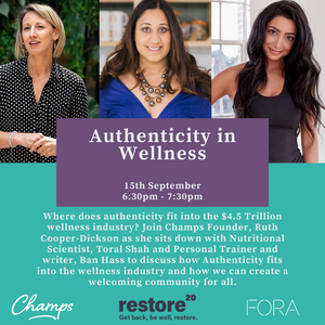 FORA RESTORE: Authenticity in Wellness