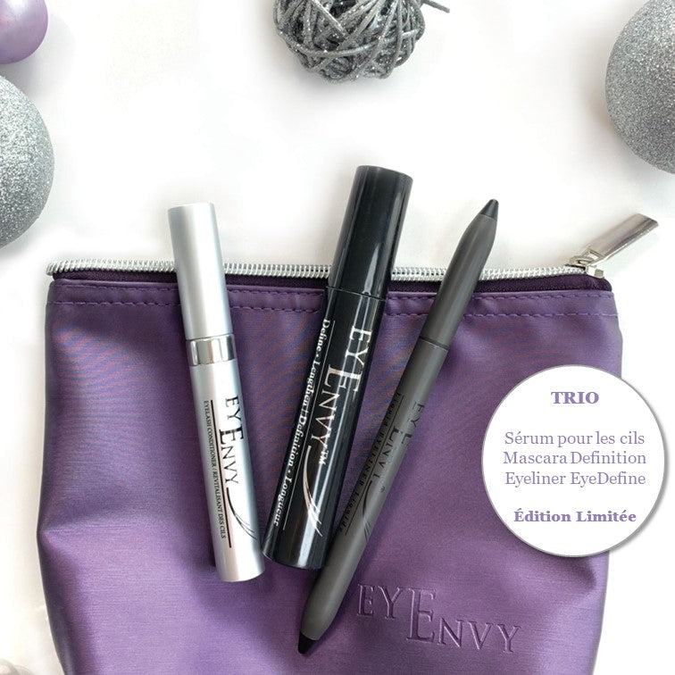 EyEnvy Trio Gift Set - Definition-Length Mascara