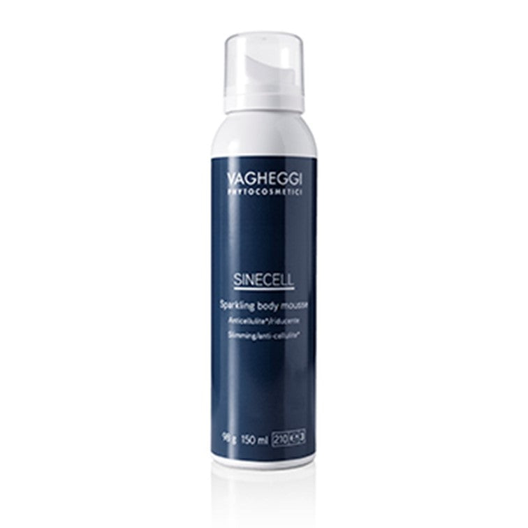 SINECELL Sparkling anti-cellulite body foam