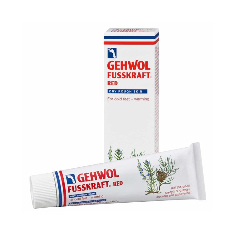 FUSSKRAFT Red dry and chapped skin