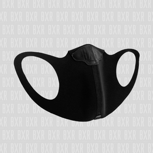 BXR Face Mask, Black Unisex