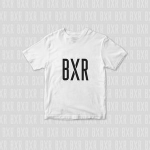 BXR Kids T-Shirt - White