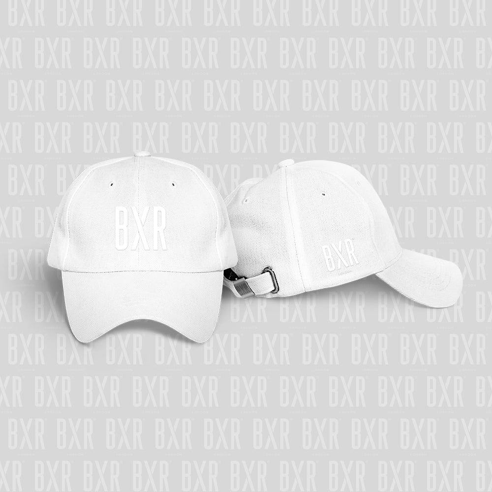 BXR Limited Edition ALL WHITE Cap