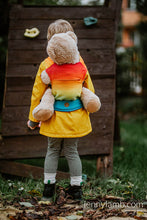 Load image into Gallery viewer, Doll Carrier - RAINBOW BABY