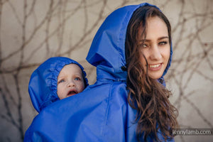 Raincoat - Blue