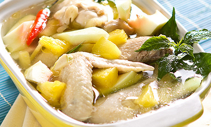 How to cook Chicken Tinola and the ingredients you will need