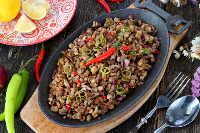 How to cook the Bagnet Sisig of the Philippines