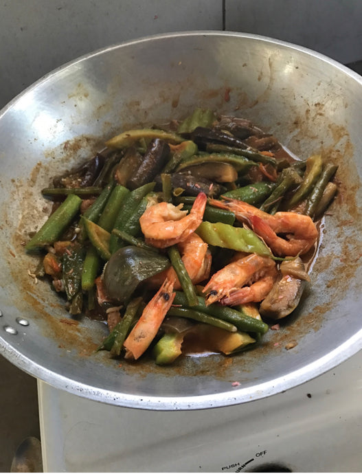How to cook the Ilocano style Pinakbet