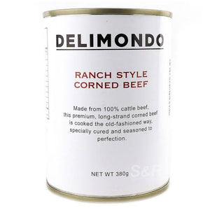 Delimondo Corned Beef - Savvy's Online Palengke and Grocery Delivery Philippines