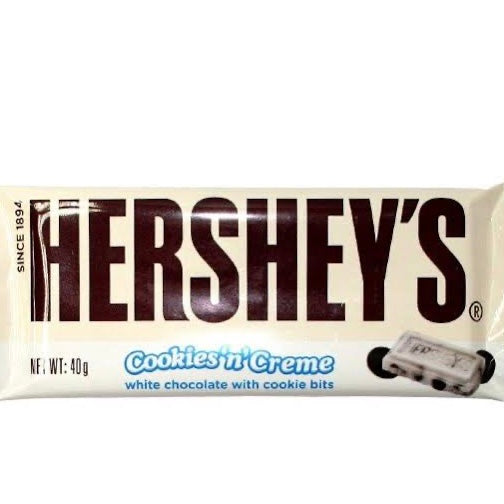 Hersheys Cookies N Creme - Savvy's Online Palengke and Grocery Delivery Philippines