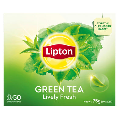 Green Tea - Lipton - SAVVYS