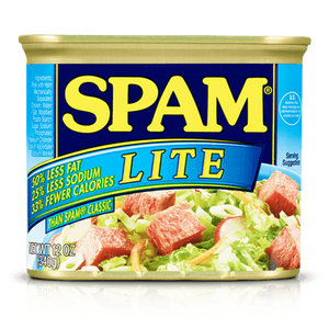 Spam Lite Luncheon Meat (340g) - SAVVYS