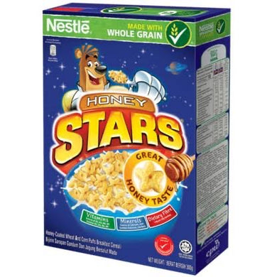 Nestle Honey Stars Cereals - SAVVYS