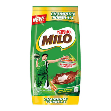 Milo Choco Powdered Milk - SAVVYS
