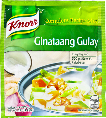 Knorr ginataang gulay - Savvy's Online Palengke and Grocery Delivery Philippines