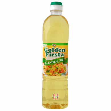 Oil Canola - Golden Fiesta 1L - SAVVYS